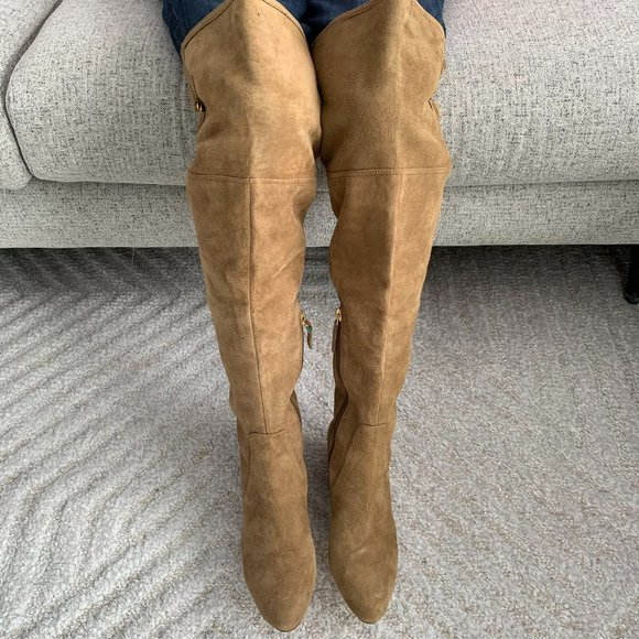Nine West Over the Knee Boots, 6 M